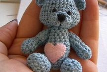 Ours crochet