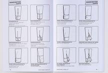 Das SCHNITTFORMEN Modelexikon, der gängigsten Schnittformen verschiedener Produktklassen