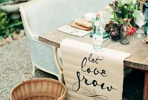 D+VD: rustic/ farm to table / inspiration