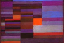 Paul Klee dots that went for a walk...