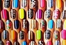 Cute Nails / by Hannah Carr
