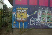 Graffitis y Murales / Graffitis y Murales Chile-Maule