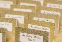 Receptions - Escort Cards & Seating Charts / by Tori - Platinum Elegance Weddings & Events