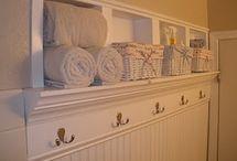 Bathroom Glory / Oh the ways I'd love to organize my bathroom!!!  / by Ana Santellana