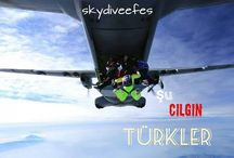 24 Way Türkiye Çoklu  Tutuşma Rekoru / #24Way Rekorun hikayesi! 18 bin feet, sadece 50 saniye, yaklaşık 200 km hızla!