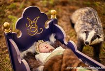 Eventyrlige barnesenger / Unike, vakre og håndlagde sovemøbler til ditt barn fra Camilla Målen Design.