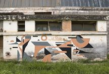 World of Urban Art : NELIO  [France]