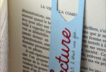 Atelier : marques pages