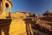 Le Rajasthan avec le Taj Mahal