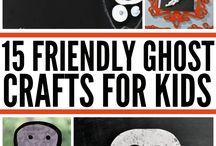 friendly ghost