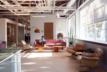 Office Tour: 72andSunny / The agency's LA headquarters once housed the offices of Howard Hughes. See more photos on Clios.com: http://clios.com/office-tour-72andsunny/2940