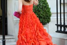 Everthing Orange! / Orange is bright, warm and a hot color!
