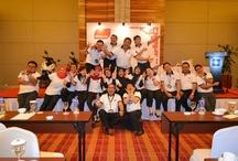 Abacus Events / Marketing event yang pernah saya kerjakan untuk Abacus Indonesia