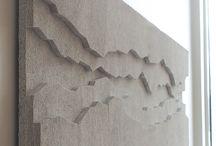 Stenové akustické panely / Výber z realizácií svetových výrobcov
