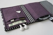 Wallets / by Renata Figueiredo