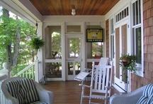 Home Porches / by Anita Puckett
