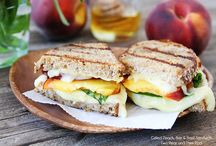 Food - Lunch ideas / by Tracey Gould