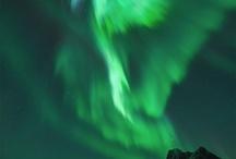 Aurora Borealis / God's Light Show / by Heather Greene