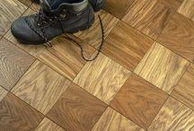 Square - płytki parkietowe / Drewniane płytki parkietowe dudzisz wood and floor / Wooden tiles by dudzisz wood and floor.