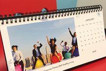 Anda | Calendar Series 2016