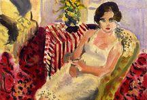 Henri Matisse / by Adnan Al-Abdali