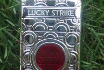 Zippo Lucky Strike Armor