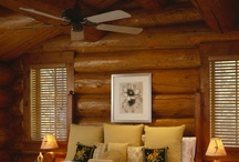 COTTAGE BEDROOM IDEAS / by Lisa Dickner-Goulet, Interior Decorator