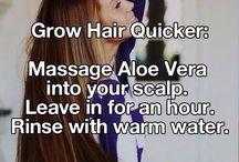 vlasy roste dlouho