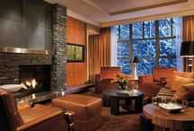 Home: FIREPLACES / Mid-Century Modern