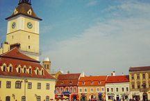 I traveled to: Brasov