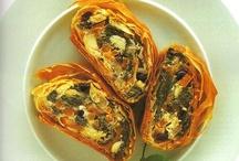 Vegetarian Food / Recetas cocina vegetariana / by Esther AZ