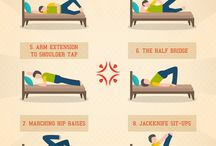 exercise you can do in your bed