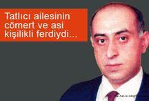 Tatlici Dogrulari / Mehmet Salih Tatlıcı, Mehmet Tatlıcı ve Tatlıcı ailesi ile ilgili bilgilendirme ve haber sitesi.