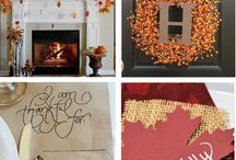 Automne/Fall / Automne et Action de Grâce/ Fall and Thanksgiving
