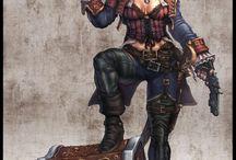 pirates queen