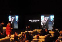 SFILATA DI ANNA GUERRINI / Evento del 17/01/2015 per è Sposa 2015