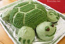 Cake Creations / Cake decorating ideas