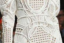 вязаные, плетеные вещи