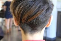 Short hair / by Cambree Green