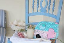patchwork / prendas realizadas en patchwork y aplicadas a todo tipo de elementos; moda, complementos, hogar...