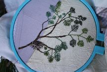 Embroidery / by Magpies Laundry