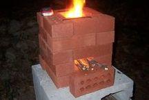 fires & ovens