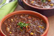 Vegan Chilis, Curries, Stews & Casseroles / Vegan Chilis, Curries, Stews & Casseroles / by Meghan Clark