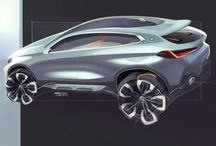 Diseño coches