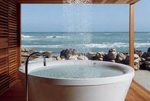 Bathroom ideas dreams - reno / Potential bathroom in my dreams / by Annie Zanella