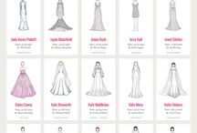 All about the white gowns