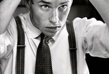 Eddie Redmayne / BRITISH GOT (freckled)TALENT!