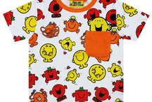 Mr. Men range / Our new Mr. Men range featuring some of Hargreaves' most beloved characters!