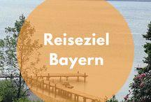 Bayern Reiseziel & Ausflugstipps / Tipps für Reisen nach Bayern. Reisetipps und Ausflugsziele in Bayern, Deutschland.