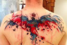 Tattoos and Tattoo Ideas!